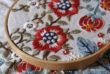 Yumiko Hyguchi Embroidery