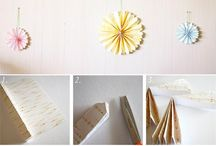 DIY Wall Decor / by Eileen Bailey