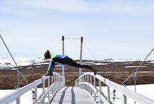 Yogamoves / Yogarörelser, inspirationstips.