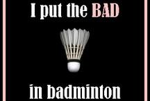 Bad-minton ;)