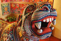 Mexican folk art / by Mary Grant