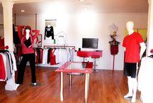 Showroom / The branded showroom