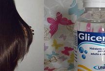 receitas para experimentar no cabelo