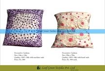 green textile fashion
