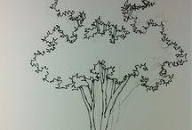 sadovnícke kreslenie
