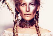 Silver/Gold - Beauty - Shoot