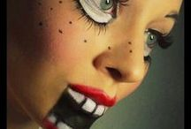 Festett arcok