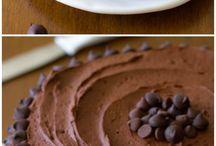 Вкусная еда и десерты