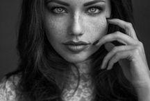Фотосессия Девушки Портрет