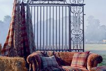 Mulberry Home- Bohemian Romance Collection / Autumn 2014
