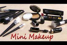 pinceles  y maquillaje