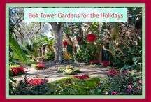 Bok Tower Gardens / Ready for some peace and serenity? Head to the Bok Tower Gardens in Lake Wales (Polk County).
