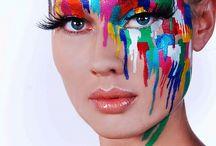 Művészi makeup