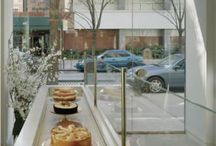For Pastry Shop  / Ideas for shop display, shop decor, colors, Boutique Space / by Beliz Saruhanli