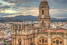 Málaga, Marbella, Granada, Ronda / Viagens