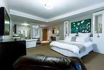 The Munro Art Collection at de Stijl Gariep Hotel