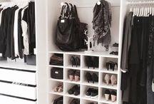 Walk-in-closeten