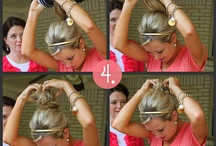 Hair Styles to Try / by Lori Westfall