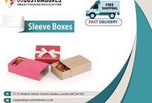 Sleeve Packaging / Sleeve packaging cover and give attractive look to your product : http://bit.ly/2d5T4hs