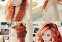 make-up and hair and those sorts of things / by Chelsea Smith