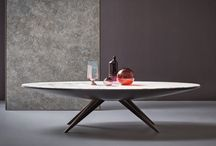interiors: tables