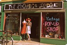 Pop-Up Shops / by The Fashion Potential