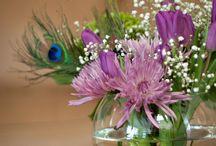 Flower arrangements / by Sue Wolf