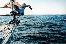 Sailor / Sea, Ocean, Yacht, Anchor, Boat
