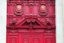Ovet - punainen, xx, xx