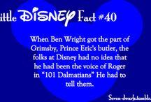 Everything Disney... <3