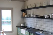 Dolls house kitchen ideas