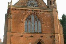 Eglise commanderie Balsall, Angleterre