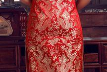 chinese dress / by Keren Alon