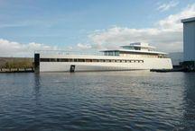 yaht, boat