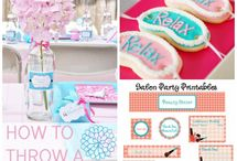 PARTY - FREE PRINTABLES