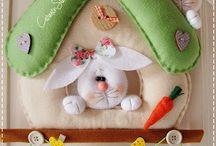 casetta con coniglio