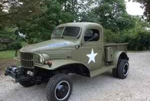 Military Trucks / by Gone for Now