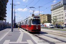 Wiener Linien - Lohner E1 + Lohner E2 / Sie sehen hier eine Auswahl meiner Fotos, mehr davon finden Sie auf meiner Internetseite www.europa-fotografiert.de.