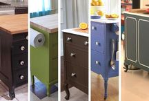 DIY Projects / Dreamy things that my hubby and I could make a project from.  / by Cecile Thomas