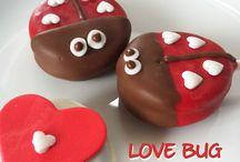 Baking / Luv bugs
