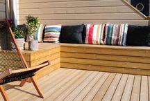 Ideer til terrasse