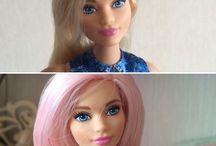 Куклы / Перерисовка и перепрошивка