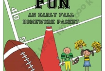 All about the Football Theme / by Cyndy Raper-Henderson