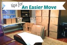 Organized Move / by Laura (Organizing Junkie)