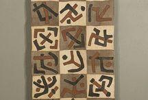 Ethno Textiles / Textiles; Kuba thru Boro and everything in between...
