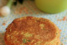 Crêpes blinis pancakes