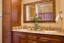 Bathroom Ideas / by Tanya Blackwell