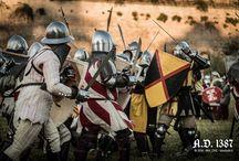 A.D. 1387 Battaglia a Terra del Sole   Edizione 2014