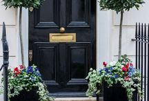 Front entrance idea