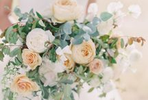 THE Wedding Bouquet / Blooms and blossoms. To have and to hold...